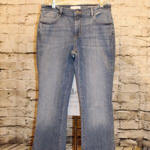 EUC Ann Taylor LOFT Flare Jeans